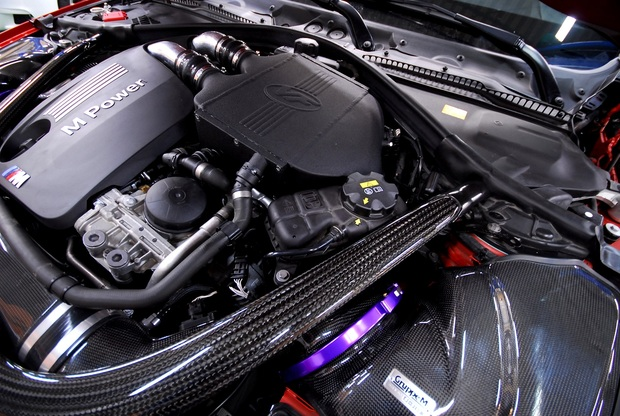 VF Engineering M4 Intercooler ヒートエクスチェンジャー (4).JPG